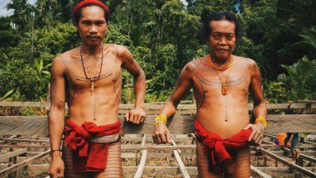 rapé indígena